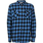 Billabong All Day Flannel Mens Shirt Long Sleeve - Royal All Sizes