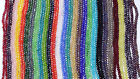 100 Faceted Rondelle Crystal Glass Beads 31 COLOURS 3x4mm