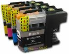 LC227/LC225 XXL 225 Black/Cyan/Magenta/Yellow Non-OEM Ink Cartridge for Brother
