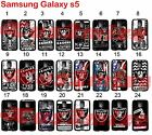 Oakland Raiders Samsung Galaxy s5 Case Hard Silicone Case #