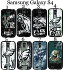 Philadelphia Eagles Samsung Galaxy s4 Case Hard Silicone Case