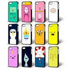 ADVENTURE TIME FINN JAKE CASE COVER FOR iPHONE 4 5 6 iPOD 4th 5th ANIMATED FP