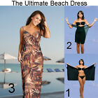 Saress HAVANA Maxi Beachdress Coverup Swimwear Bikini Wrap Sarong Dress