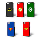 DC UNIVERSE PHONE CASE FOR iPHONE 4 5 5C 6 iPOD 4th 5th BATMAN FLASH SUPERMAN FP