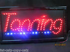QUALITY BRIGHT SHOP NEON DISPLAY FLASHING TANNING BEAUTY SALON LED SIGN UKSELLER