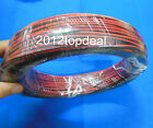 2-pin 18AWG 20AWG 22AWG 24AWG 26AWG 28AWG Black Red Cable Wire Cord LED Strip