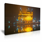 GOLDEN TEMPLE Amiritsar Punjab India Canvas Wall Print ~ More Size