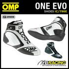 SALE! IC/796E OMP ONE EVO RACING RALLY BOOTS HIGH QUALITY MADE IN ITALY FIA OMP