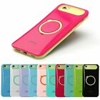 "Kickstand Dual Layer Hard Soft Rubber Stand Hybrid Cover Case for 4.7"" iPhone 6"