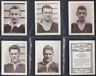 AFRICAN TOB. - ALL BLACKS SOUTH AFRICAN TOUR 1928 (UNNUMBERED) SELECT YOUR CARD.