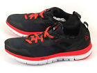 Reebok Zquick Soul Gravel/Black/White/Cherry Lightweight Running Shoes V66328