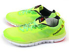 Reebok Zquick Soul Green/Yellow/White/Cherry Lightweight Running Shoes V66320