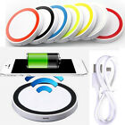 New Fashion Qi Wireless Charger Mini Charge Pad For Samsung Galaxy S3 S4 Note 5