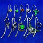 The Lord of the Rings LOTR / Hobbit - Charms Metal Bookmark J R R Tolkien - NEW