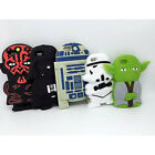 Cute 3D Cartoon Hero Star Wars Silicone Soft Case Cover For iPhone 7 Plus 6 Plus $8.59 USD