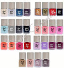 Look Beauty Nail Pop Nail Varnish Sold Singly or Set of 3 Solid Glitter & Pastel