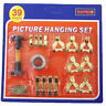 39 PIECES PICTURE PHOTO PAINTING HANGING SET