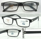 L335 Superb Quality Reading glasses with imitate wood flexible Spring Hinges+100