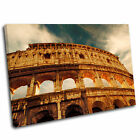 Rome Colosseum Canvas Wall Art Print Framed Picture PREMIUM QUALITY