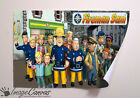 FIREMAN SAM & FRIENDS GIANT WALL ART POSTER A0 A1 A2 A3