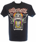AEROSMITH - LET THE MUSIC JUKEBOX - Official Licensed T-Shirt - New S M L XL
