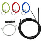 Jagwire MTB Bike Bicycle Complete Front & Rear Inner Outer Gear Brake Wire Cable