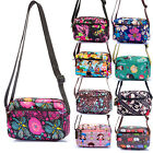 Women's Cross Body Shoulder Bag Messenger Hobo Bag Handbag Tote Coin Phone Purse