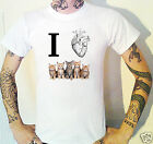 I Love Kittens T-Shirt Funny Heart Weird