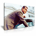 007 JAMES BOND Sean Connery Canvas Comics Icon Framed Print ~ More Size £26.99 GBP