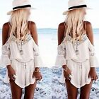 UK Womens Celeb Sexy Mini Playsuit Ladies Jumpsuit Summer Shorts Beach Sun Dress