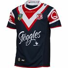 SYDNEY ROOSTERS NRL 2015 OFFICIAL ISC MENS ADULT HOME JERSEY SUPPORTER