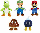 Super Mario Bros World of Nintendo plush Series 1-1 NEW