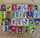 1 - Iron on Patch - Mickey Mouse Alphabeth - single Letters -  Sewing/Applique