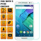 Extra Tempered Glass Screen Protector for Motorola Moto X Pure Edition / Style