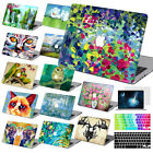 "Art Oil Painting Hard Case Cover For Macbook Pro Air 11""12""13""15""Retina +Gifts"