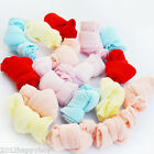 3/6/12 Pairs Candy Color Newborn Kids Toddlars Colorful Baby Boys Girls Socks