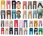 Внешний вид - Baby Toddler Boys Girls Cotton Animal Leggings PP Pant 69 model 0-36 Months