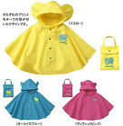 Cute Boys Girls Animal Children Cartoon Rain Coat Baby Raincoat Kids Rainwear