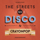 CrayonPop CRAYON POP - The Streets Go Disco (Mini Album) [WAY Ver.] CD
