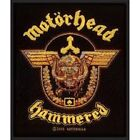 MOTORHEAD - OFFICIAL SEW ON PATCH logo march or die lemmy motorizer warpig