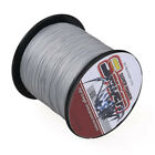 Spider Braid 100M-2000M 10LB-300LB Grey 100%PE Dyneema Braided Fishing line