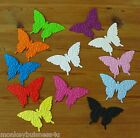 Wedding Die Cuts - Embossed Butterfly #1 - Easter - Party - Invitations - Cards