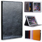 Leather Magnetic Smart Stand Case Cover For Apple iPad 4 3 2 Mini 4 3 2 Air 2 1
