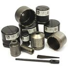 ELU (DEWALT) HEAVY DUTY TCT CORE BIT & ADAPTORS - MADE IN GERMANY