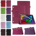 "Magnetic Flip Leather Cover Stand Thin Case For Lenovo Tab 2 A10-70 10.1"" Tablet"