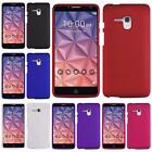 For Alcatel OneTouch Fierce XL Hard Snap on Two Piece Cover Case
