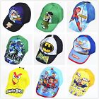 BN Kids Boys Girls Toddlers Sports Baseball Cap Hat Costume Accessory 50-54CM
