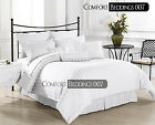 Best-Price Hotel White 1000TC Bedding Set 100%Egyptian Cotton IN All Size