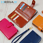 Hera Wallet Diary iPhone6 Case Leather Color Flip Cover Card Holder