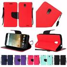 5X WHOLESALE PRE ORDER For ZTE Prestige N9132 Premium Leather Wallet Cover Case